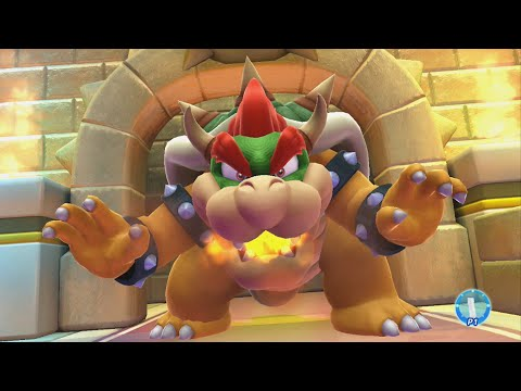 Mario and Sonic at the Sochi 2014 Olympic Winter Games: Legends Showdown Gameplay Event 5 [Wii U]