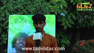Dinesh Kumar At Yaanai Mel Kudhirai Savaari Movie Audio Launch