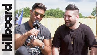 """Download Lagu Dan + Shay on Playing New Single """"Road Trippin'"""" Live 