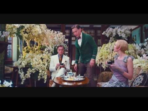 The Great Gatsby 2013 Scene - Tea Invitation (Gatsby & Daisy Meets)