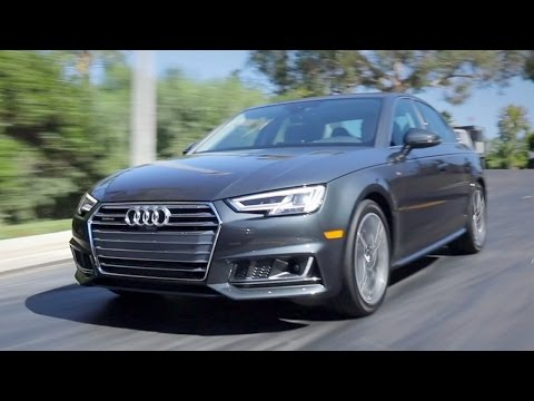 2017 Audi A4 Review And Road Test