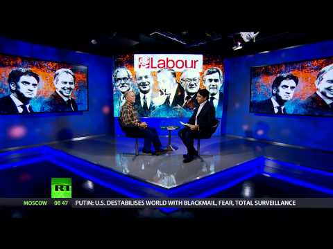 Going Underground: Scrapping human rights, Labour not an alternative, & fleeing Ebola (E134)