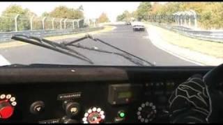 Porsche 962C auf der Nordschleife