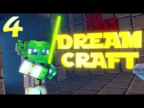 "Minecraft | Dream Craft - Star Wars Modded Survival Ep 4 ""DEATH STAR INVASION MOD"""