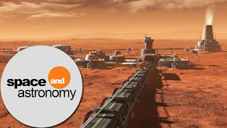 MARS - A Traveller's Guide to the Planets | Full Documentary