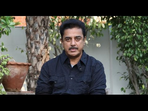 Kamal Haasan supports PM's Clean India Campaign