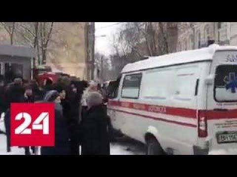 В Одессе захватили санаторий, а в Ровно подожгли редакцию Четвертой власти - Россия 24