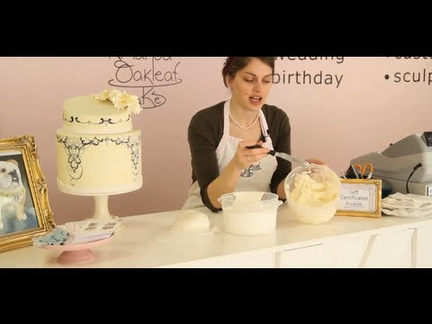 How To Pick The Right Cake Frosting | Cake Decorations