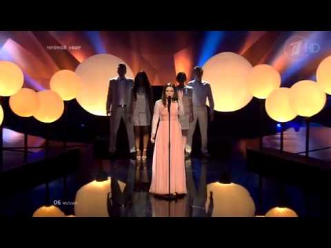 Дина Гарипова - What if (Eurovision 2013 - Russia) 1-st semi final