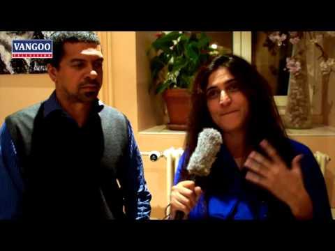 VANGOO TV : | TRIBUTO A FERNANDO PESSOA | Interview d'Aurino PEREIRA par Angela MOTA |