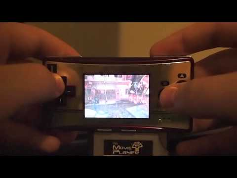 Resident Evil 2 GBA Unreleased Tech Demo on Real Hardware