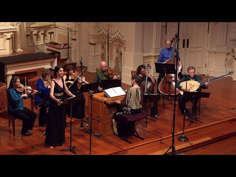 Monteverdi: Con che soavità; Voices of Music, Jennifer Ellis Kampani, soprano