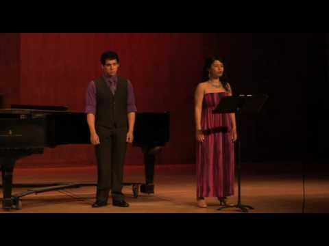 Come to Jesus - Gabriel Lopez & Keyona Willis - Adam Guettel - Myths and Hymns