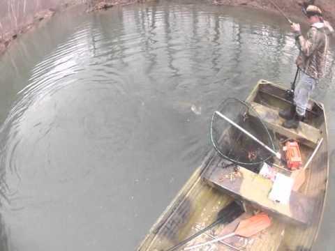 Musky fishing PA