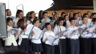 Coro Voci Bianche Carlo Felice Greensleeves GE 16 MAG 2015