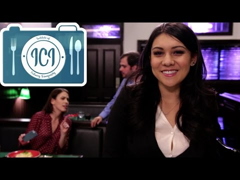 Institute of Culinary Iconography (College Commercial Parody)