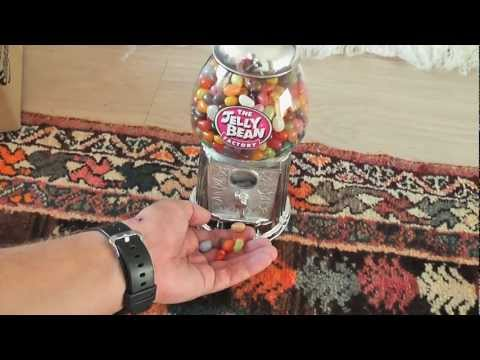Jelly Bean Machine - unboxing