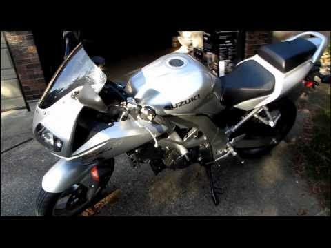 2003 Suzuki SV650S 650CC V-twin 6 Speed Sport Bike Unboxing & First Look
