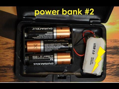 Портативная зарядка своими руками/ power bank #2 от SDPRO