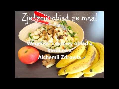 Zapraszamy Na Witarianski / Weganski Obiad Z Karolina! (Jak Skomponowac Surowy Posilek)