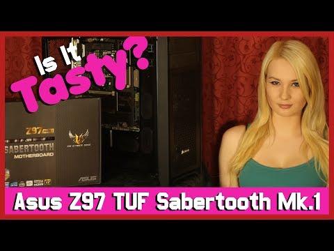 Asus Z97 TUF Sabertooth Mark 1 Motherboard Review