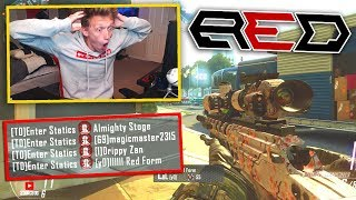FAN JOINS RED AFTER HITTING QUAD HEADSHOT ON ME!!