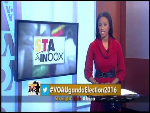 Straight Talk Africa - VOA's Mariama Diallo Bring Ugandan Election Questions from Social Media