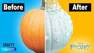 10 Disney Inspired Original Halloween Pumpkin Decoration Ideas