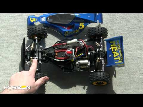 HorizonHobby.com Review - Tamiya Avante Re-Release