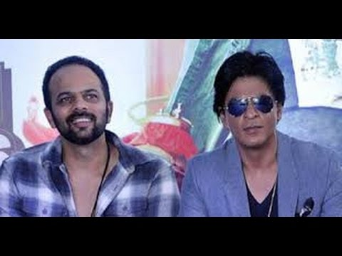 Shahrukh Khan To Star In A Movie By Rohit Shetty Called Dilwale - Bollywood Latest News video
