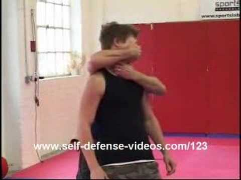 Self Defense Combatives - Special Forces Techniques Image 1