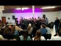 Actuación del Coro Municipal de Paso de los Toros en Semana Benedetti