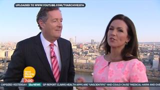 [HD] Good Morning Britain Technical Problems: 15 April 2015