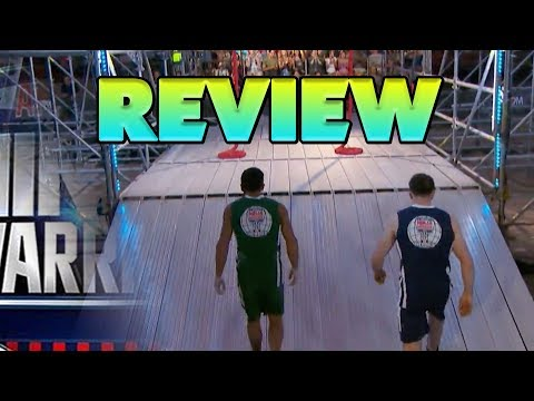 USA vs The World 2018 Review! American Ninja Warrior Reviews