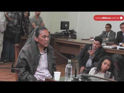Primera audiencia del juicio a Milagro Sala