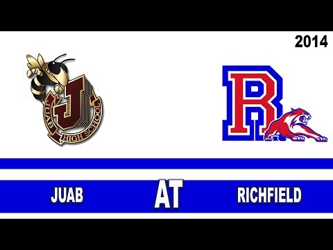 Football: Juab vs Richfield High School