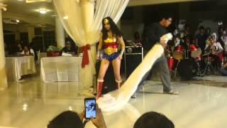Wonder Woman - Evento Mirai Anime 2015