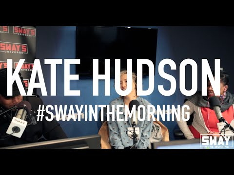 """Kate Hudson Speaks on Her New Book """"Pretty Happy"""" & Men With Small Penises"""