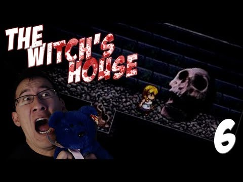 The Witch's House | Part 6 | GARDEN OF DEATH