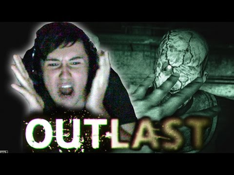 Dan Plays OUTLAST (alone in the dark)