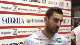 Iacopo Botto post Monza-Verona