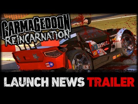 Carmageddon: Reincarnation Launch Announcement