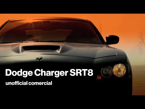 Dodge Charger SRT8 Commercial
