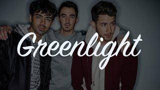 Jonas Brothers - Greenlight (Lyrics)