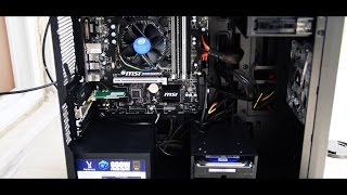 Building a $500 Editing PC - Part 3 (Benchmarks)!