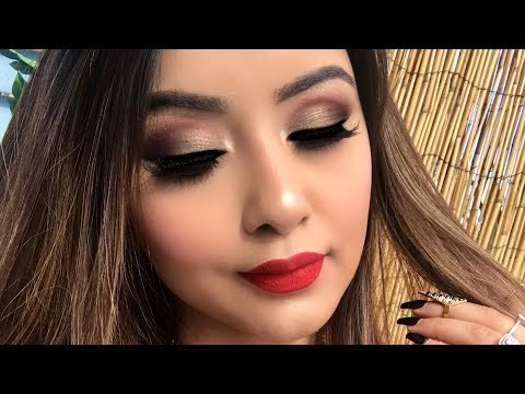 Holiday Glam 2017 || Christmas, New Years and Weddings