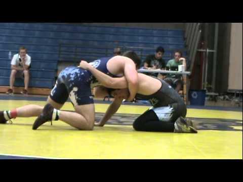 182 Brandon Griffin vs Andre Decoito Part 2