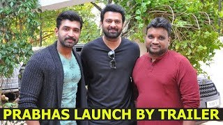 Crime 23 Movie Trailer Launch by Prabhas |  Young Rebel Star Prabhas #Prabhas