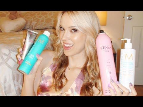 Hair Care Routine. Fav Products. & FAQ