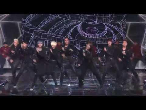 Super Junior  Sexy, Free & Single (remix) .mp4 video